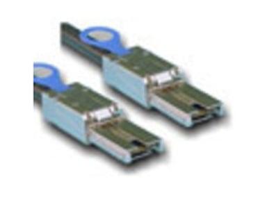 Microconnect extern SAS-kabel 1m 26-pin 4x skärmad Mini MultiLane SAS (SFF-8088) Hane 26-pin 4x skärmad Mini MultiLane SAS (SFF-8088) Hane