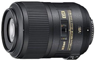 Nikon AF-S DX 85/3.5 G ED VR Makro