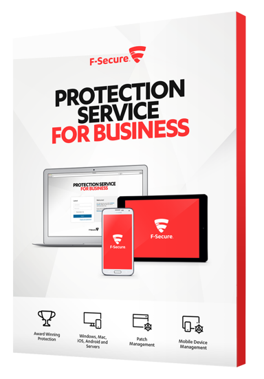F-Secure Protection Service for Business Standard E-mail and Server Security