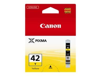 Canon Bläck Gul CLI-42Y - PRO-100