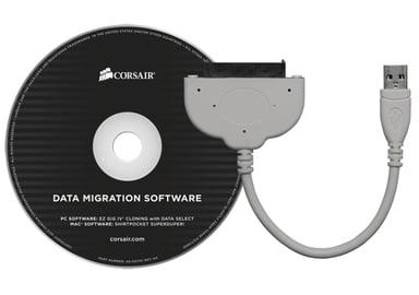 "Corsair Cloning Kit 2.5"" USB 3.0"