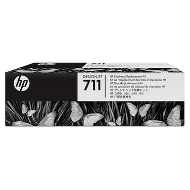 HP Printhead No.711 - DJ T120/T520 null