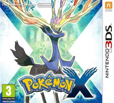 Nintendo Pokemon: X 3Ds null