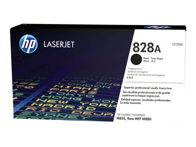 HP Drum Black 828A 30K - M880z