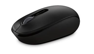 Microsoft Wireless Mobile Mouse 1850 Muis Draadloos Zwart