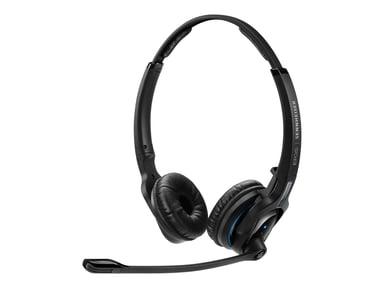 EPOS | SENNHEISER IMPACT MB PRO 2 Headset Svart