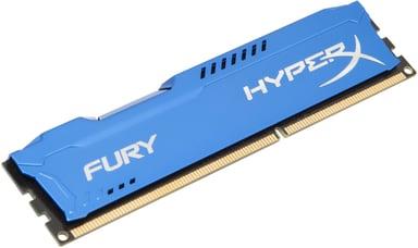 Kingston Hyperx Fury 8GB 8GB 1,866MHz DDR3 SDRAM DIMM 240-nastainen