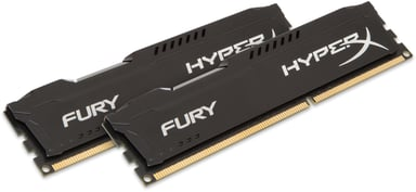 Kingston HyperX FURY 16GB 1,866MHz DDR3 SDRAM DIMM 240-nastainen