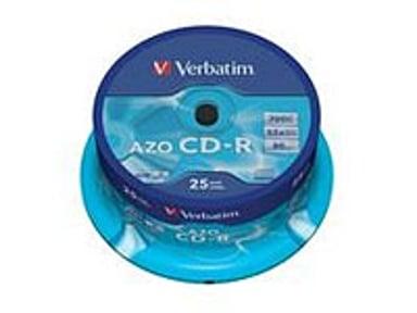 Verbatim CD-R x 25