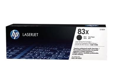 HP Toner Svart 83X 2.2K - CF283X