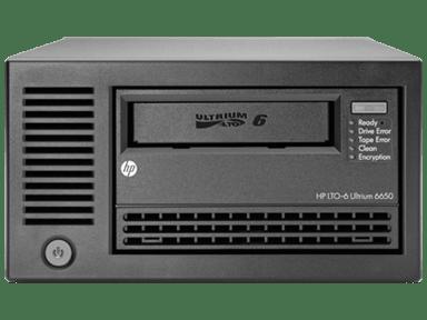 HPE StoreEver LTO-6 Ultrium 6650 Båndstasjon
