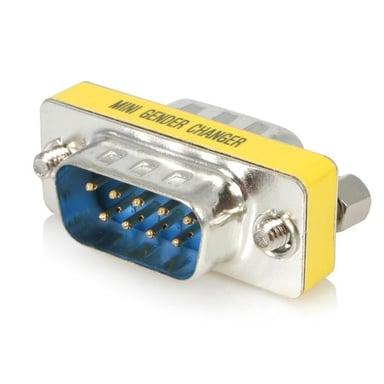 Startech Adapter 9-pin D-Sub (DB-9) Hann 9-pin D-Sub (DB-9) Hann