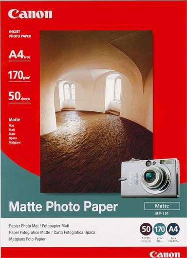 Canon Papper Photo Matt MP-101 A4 50-Ark 170g