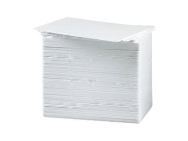 Zebra Premier - PVC kort - 500st