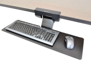 Ergotron Neo-Flex Underdesk Keyboard Arm #Demo