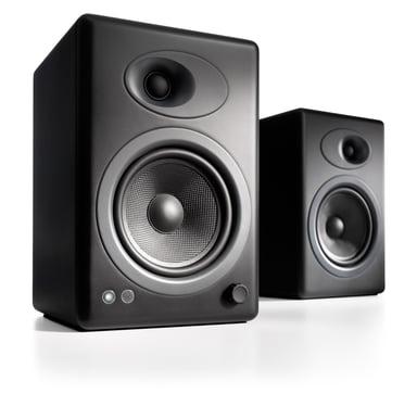 Audioengine A5+ - Musta