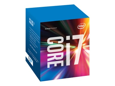 Intel Core I7 6700 3.4GHz LGA1151 Socket Prosessor