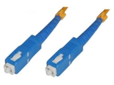 Microconnect Nettverkskabel SC/UPC SC/UPC OS2 15m 15m