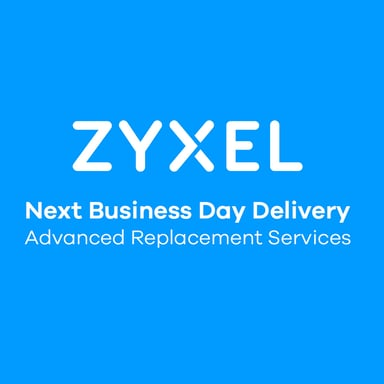Zyxel Next Business Day Services Delivery