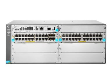 HPE 5406R 44GT PoE+ / 4SFP+ (No PSU) v3 zl2 Switch