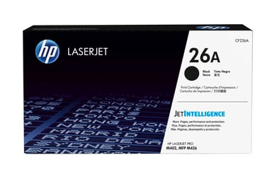 HP Toner Svart 26A 3.1k - LJ M402/M426