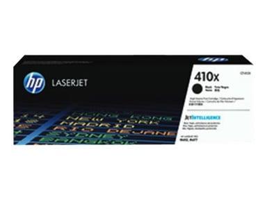 HP Toner Svart 410X 6.5K - CF410X