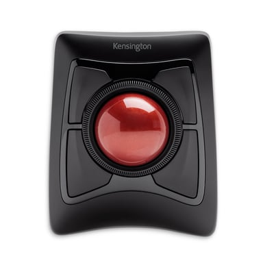 Kensington Expert Mouse Wireless Trackball Styrebold Trådløs Sort