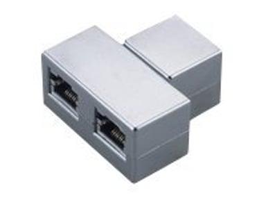 Microconnect Adapter RJ-45 Hun RJ-45 Hun