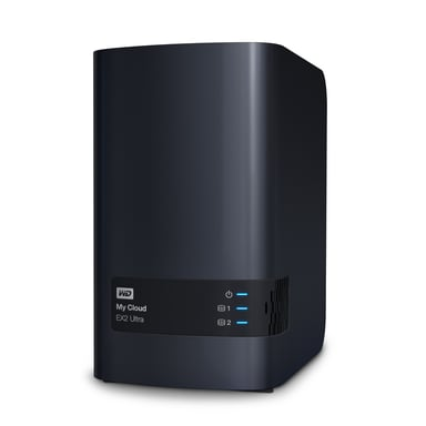 WD My Cloud EX2 Ultra WDBVBZ0040JCH 4TB
