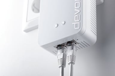 Devolo DLAN 1200+ WiFi AC Single Powerline #demo null