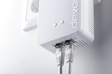 Devolo DLAN 1200+ WiFi AC Single Powerline #demo