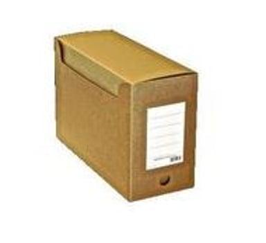 Peterson Arkivboks A4 15cm massiv papp med hull null
