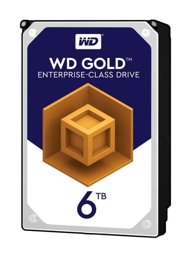"""WD Gold 6TB 3.5"""" Serial ATA-600"""