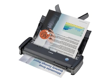 Canon P-215Ii Document Scanner #Demo
