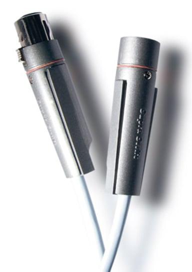 Jenving Supra DAC-Xlr Digital Blue PC 1m 1m 3-stifts XLR Hane 3-stifts XLR Hane