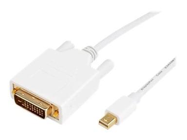 Prokord DisplayPort-kabel 2m DisplayPort Mini Hann DVI-D Dual Link Hann