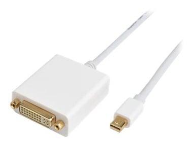 Prokord DisplayPort cable 1m DisplayPort Mini Male DVI-D Female