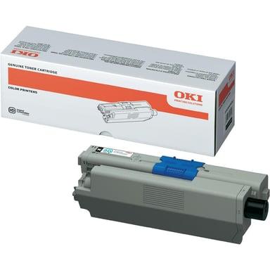 OKI Toner Svart 5k - C500