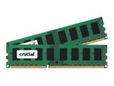 Crucial DDR3 16GB 1,600MHz DDR3L SDRAM DIMM 240-nastainen