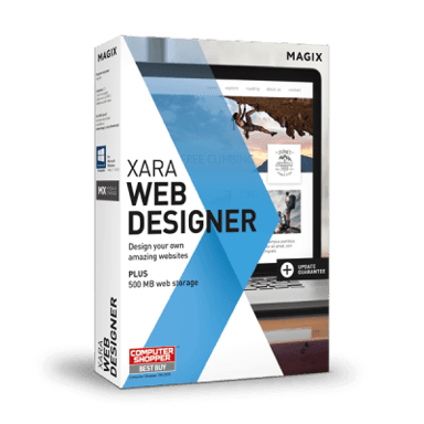 Magix Xara Web Designer Win Eng Box