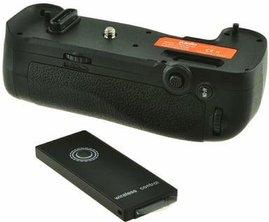 Jupio Batterigreb Nikon D500 (MB-D17) + 2.4GHz Fjernudløser null