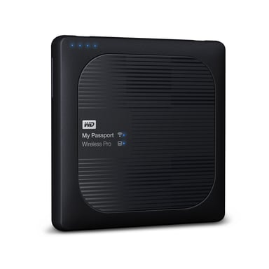 WD My Passport Wireless Pro WDBVPL0010BBK