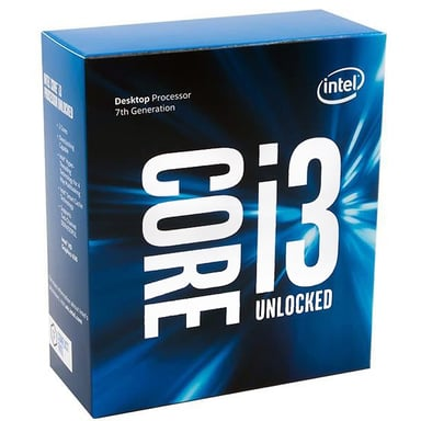 Intel Core i3 7350K No Fan 4.2GHz LGA1151 Socket Prosessor