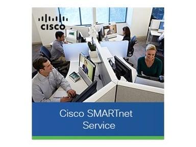 Cisco SMARTnet laajennettu palvelusopimus