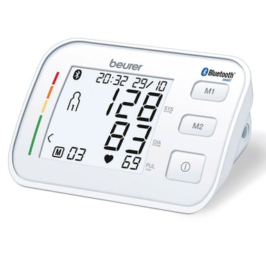 Beurer Blodtrycksmätare BM57 Bluetooth