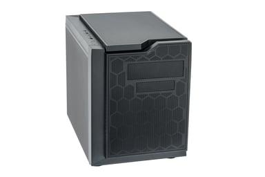 Chieftec Gaming Cube CI-01B-OP Musta