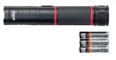Wiha LED Flashlight With UV/Laser