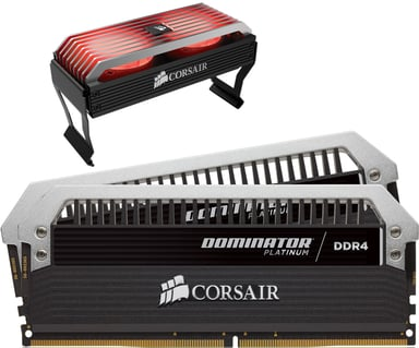 Corsair Dominator Platinum 16GB 16GB 3,866MHz DDR4 SDRAM DIMM 288-pin