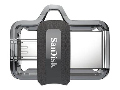 SanDisk Ultra Dual M3.0 256GB USB 3.0 / micro USB