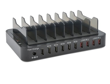 Cirafon Smart Power Station 10 X USB